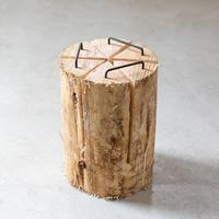 宮崎県産ヒノキ スウェーデントーチ 乾燥済み すぐに使える!