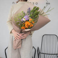 fresh flower bouquet 店頭受取