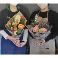 fresh flower bouquet 宅配便