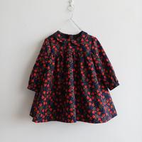 丸襟のワンピース Size 70/80/90
