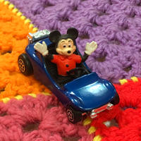 Mickey Mouse Die cast Car