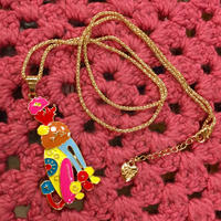 Colorful Necklace Poodle B