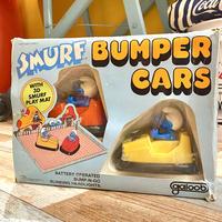 Smurf Bumper Cars