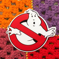 Ghost Busters Sticker