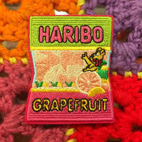 HARIBO Patch Grapefruit