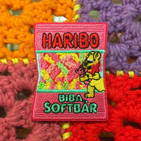 HARIBO Patch Biba Softbar