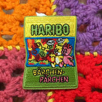 HARIBO Patch BARCHEN PARCHEN