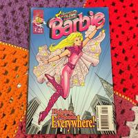 Barbie Comic O