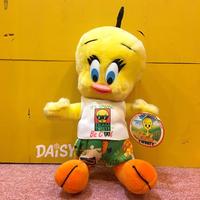 Tweety Mighty Star Plush Team Tweety