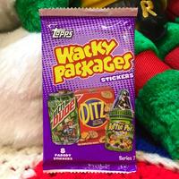 Wacky Package Sticker 2010