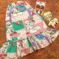 Lamb Chop Remake Skirt
