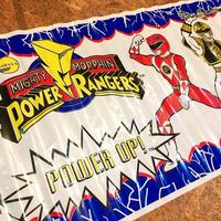 Power Rangers Big Banner