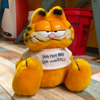 DAKIN Garfield Plush Not Fat
