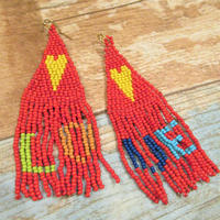 Bead Pierce Red
