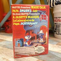 Papa Smurf Lab