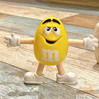 m&m's Figure Yellow
