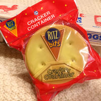 Nabisco RITZ Container