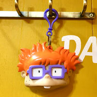 Rugrats Chucky Coin Case Keychain