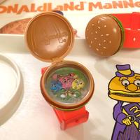 McDonald's Wrist Game A