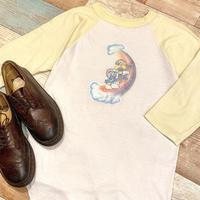 Smurf Raglan Shirt