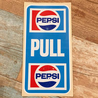 Pepsi Door Sticker A