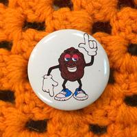 California Raisins Badge A