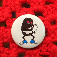 California Raisins Badge D