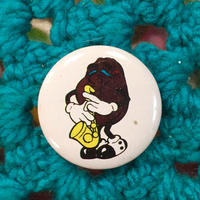 California Raisins Badge C