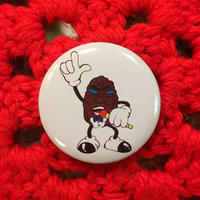 California Raisins Badge F