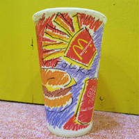 McDonald's Paper Cup Red S