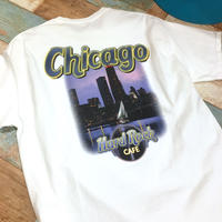 Hard Rock Cafe T-shirt Chicago