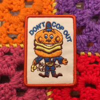 Mcdonald's Patch Big Mac Police