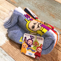 Teletubbies Kids Socks 5p Set
