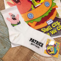 Sponge Bob Socks Patrick