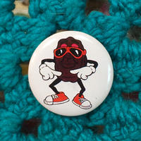 California Raisins Badge E