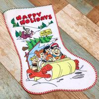 Flintstones  Xmas Socks