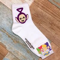 Teletubbies Socks Tinky Winky