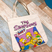The Simpsons Tote Bag C