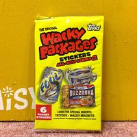 Wacky Package Sticker 2005