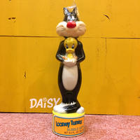 Tweety&Sylvester Bobble Bath Bottle