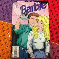 Barbie Comic J