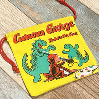 Drawstring Bag Curious George