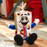 Wonder Bread Freddy the Fresh Guy Plush