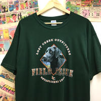 Dog T-Shirt Green