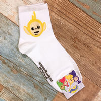 Teletubbies Socks Laa laa