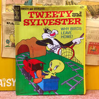 Comic Pouch Tweety&Silvester