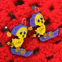 Tweety Hair Pins
