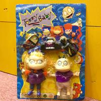 Rugrats Bootleg Figure Tommy&Angelica