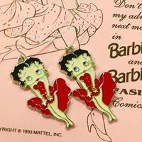Betty Boop Pierce Red