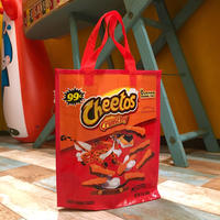 Cheetos Vinyl Bag